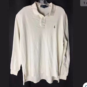 Polo by Ralph Lauren Collared Shirt Large dd11